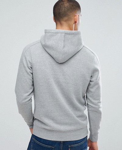 Men Core With Zip Up Pocket Hoodie