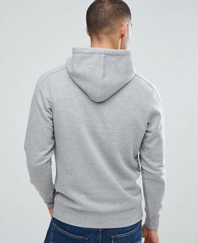 Men Core With Zip Up Pocket Hoodie