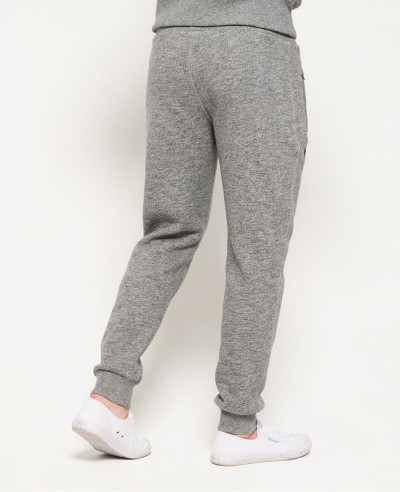 Men Grey Custom Joggers