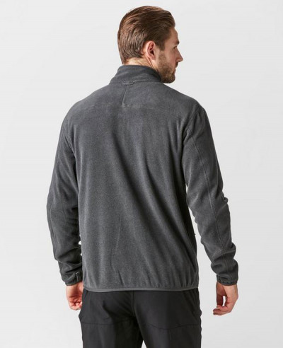 Men High Custom Made Full Zipper Fleece Jacket