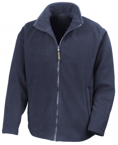 Men High Grade Micro Fleece Jacket