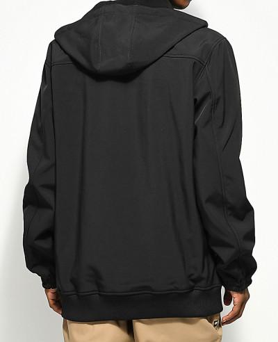 Men High Quality Custom Longline Softshell Jacket