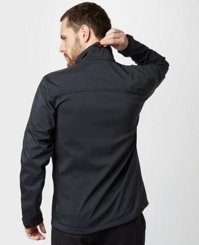 Men High Quality Custom Softshell Jacket