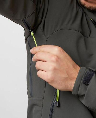 Men High Quality Custom Stylish SoftShell Jacket