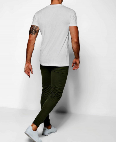 Men Most Selling Panelled Skinny Fit Jogger