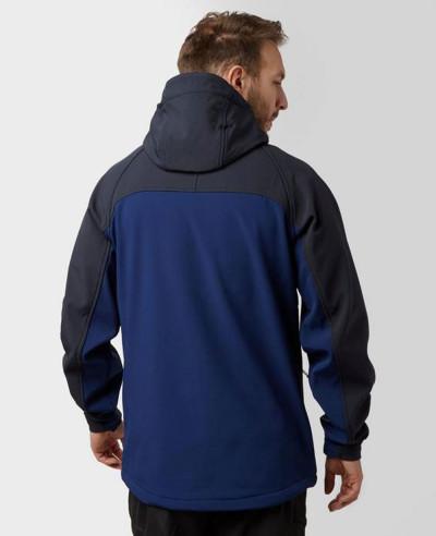 Men New Stylish Custom Softshell Jacket