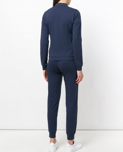 Navy-Blue-Women-Cotton-Fleece-Tracksuit