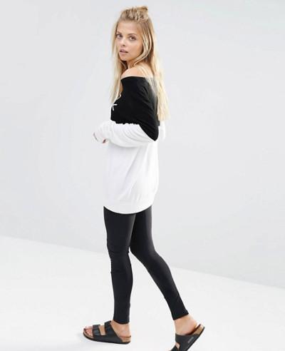 New Colour Block Dewley Sweatshirt