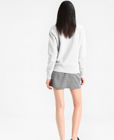 New Crewneck Classic Grey Sweatshirt