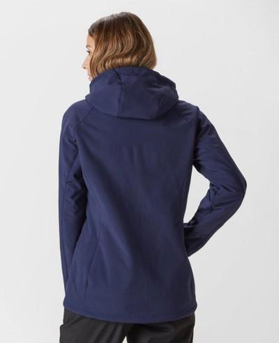 New-Fashion-Navy-Blue-Highloft-Softshell-Jacket