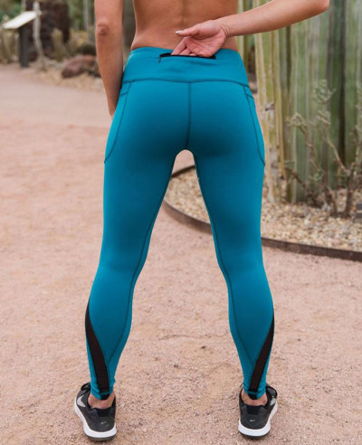New-Fashion-Style-Women-Blue-Tight-Leggings