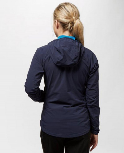New-Fashion-Stylish-Navy-Blue-Hooded-Softshell-Jacket