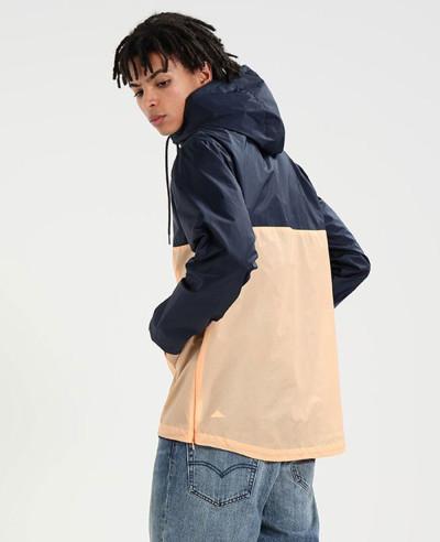 New Hot Selling Windbreaker Dress Blue Jacket