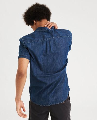 New Look Men Short Sleeve Shirt