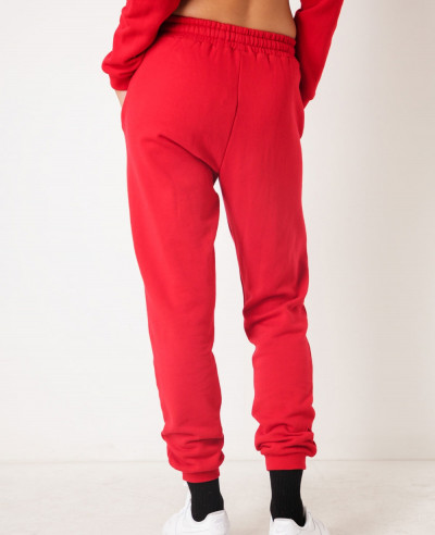 New Look Track Pants in Red & Tracksuit