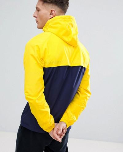 New Look Windbreaker Jacket In Yellow