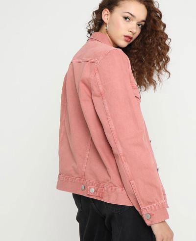 New-Online-Custom-Denim-Jacket