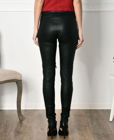 New-Skinny-Fit-Stylish-Leather-Leggings