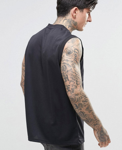 New-Stylish-Men-Custom-Tank-Top-In-Black