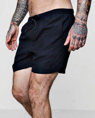 New-Stylish-Plain-Swim-Shorts