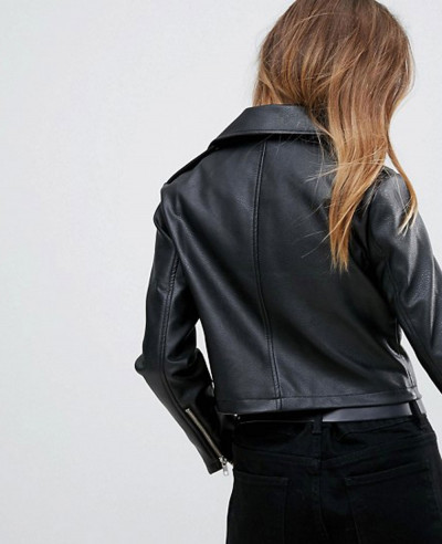 New-Ultimate-Leather-Look-Biker-Jacket
