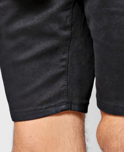 Skinny-Stretch-Denim-Shorts