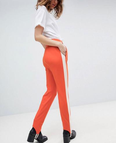Stirrup-Stretch-Trousers