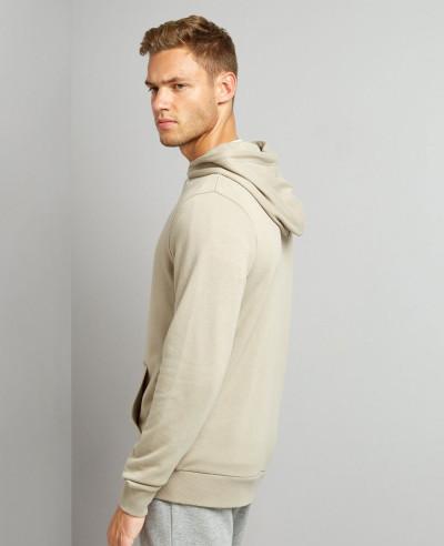 Stone Zipper Front Custom Hoodie