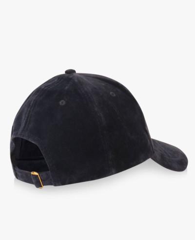 Suedette Cap