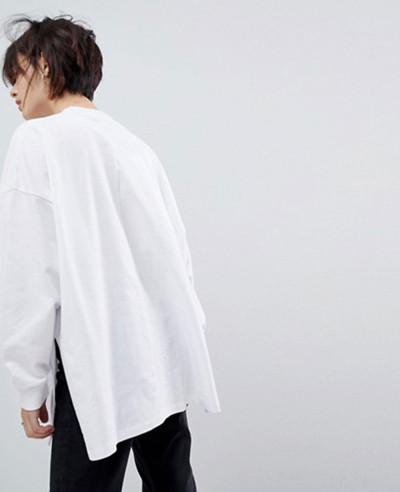 Super Oversized Lightweight Sweatshirt