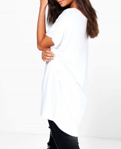 Tall-Oversized-V-Neck-Basic-Tee