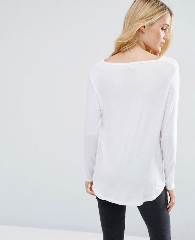 The-New-Forever-With-Long-Sleeves-and-Dip-Back-T-Shirt