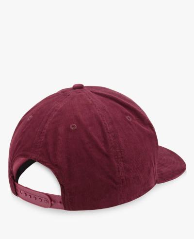 Velvet Cord Cap