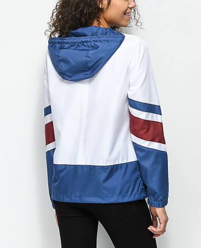 White,-Blue-&-Red-Windbreaker-Jacket