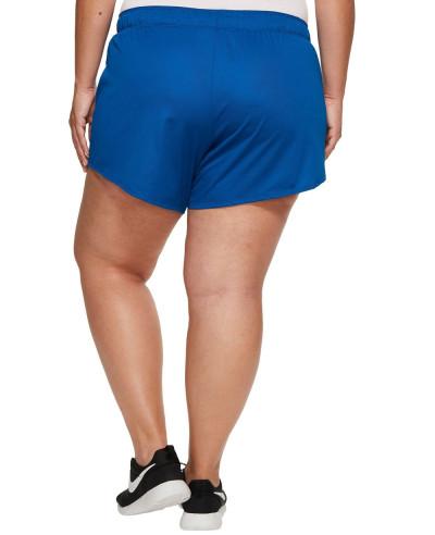 Women-Blue-Dry-Training-Short