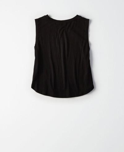 Women-Muscle-Black-Fashion-Crop-Top