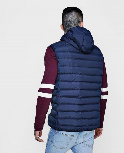 Zipper-Through-Hooded-Padded-Puffer-Gilet