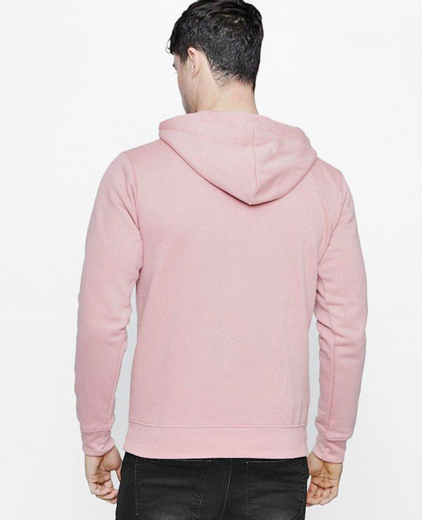 Half-Zipper-Over-The-Head-Hoodie