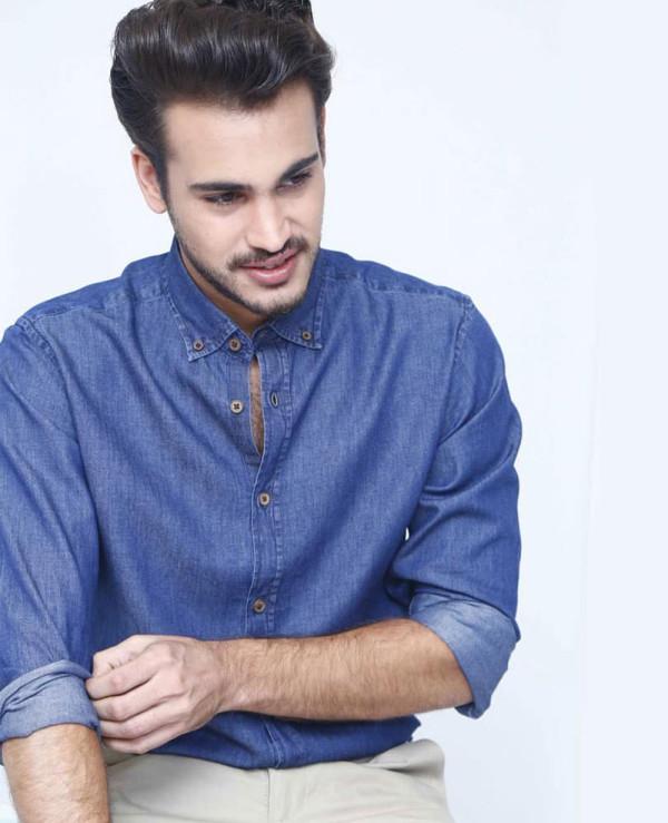 Hot-Selling-Men-Stylish-Denim-Shirt