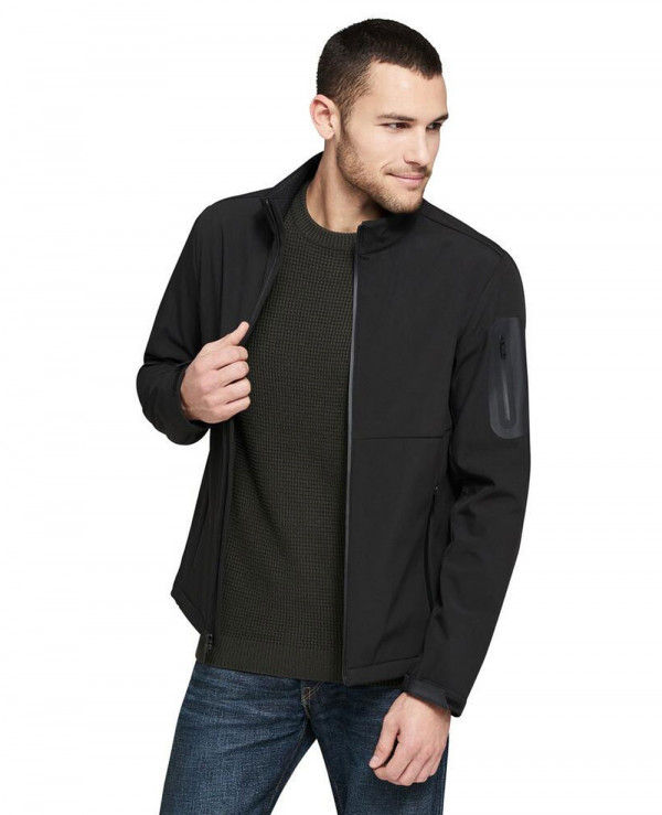 Maker-Stand-Collar-Softshell-Jacket