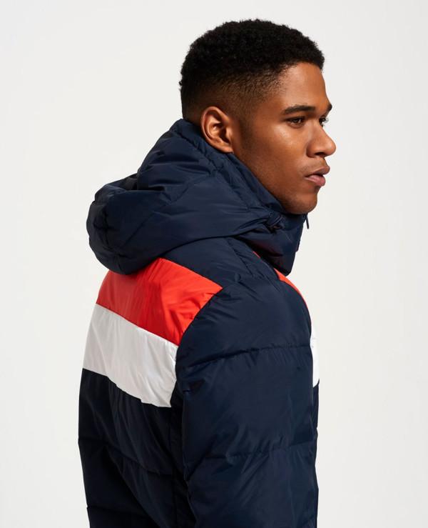 New-Navy-Blue-Colour-Block-High-Custom-Stylish-Men-Padded-Puffer-Jacket