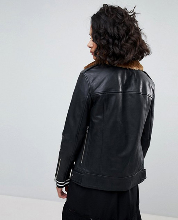 Oversized-Leather-Jacket-With-Faux-Fur-Collar