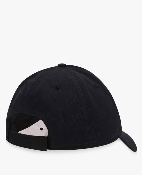 Solid-Curved-Peak-Caps