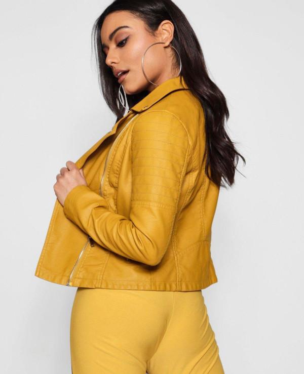Women-Sheep-Biker-Leather-Jacket