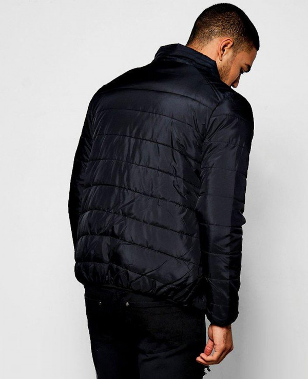 Zipper-Through-Funnel-Neck-Quilted-Jacket